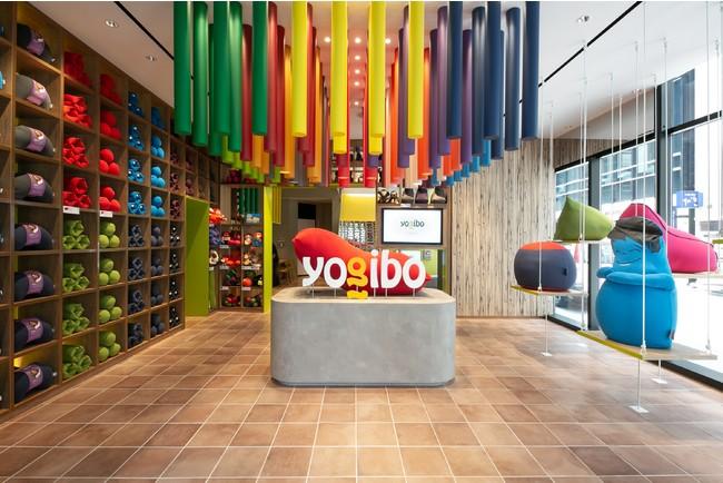 Yogibo Store 銀座一丁目柳通り店