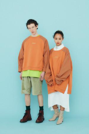 サイズ:F ¥8,250(税込) J ¥8,800(税込)・サイズ(フリー)・カラー(オレンジブラウン)
