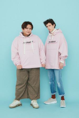 サイズ:F ¥8,250(税込) J ¥8,800(税込)・カラー(ピンク)