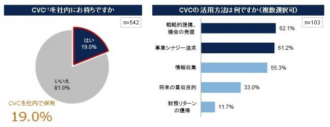 CVC=Corporate Venture Capital