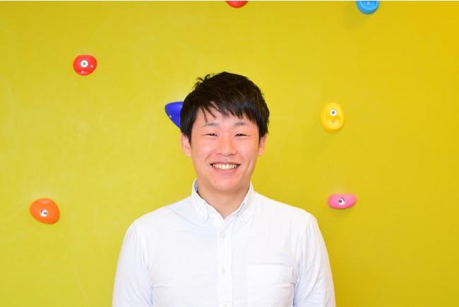 新取締役の濱田諒