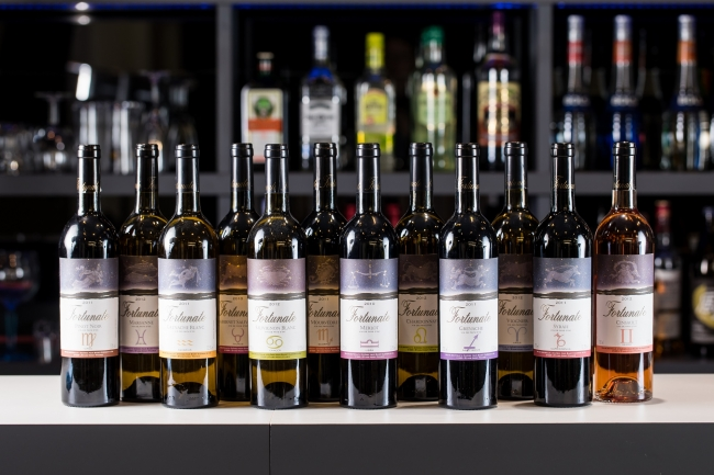 フォーチュネイト星座ワインコレクション