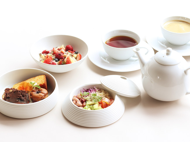 Beauty Sweets Afternoon Tea Bowl Set