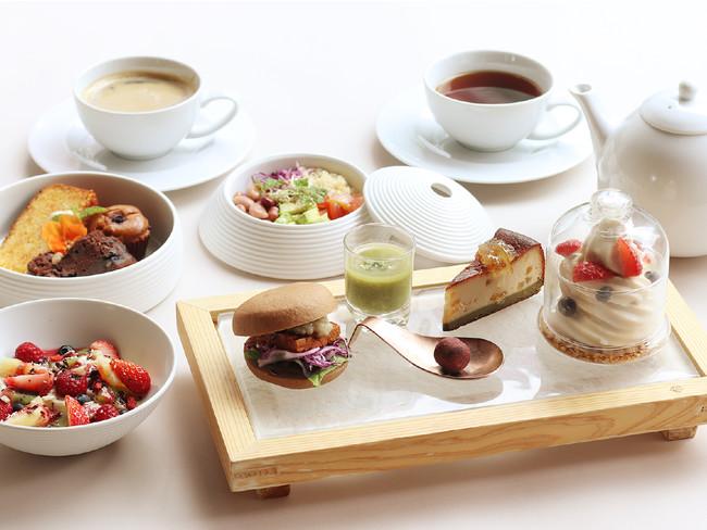 Beauty Sweets Afternoon Tea Set