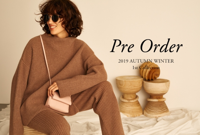 2019AW1stCollection PreOrder