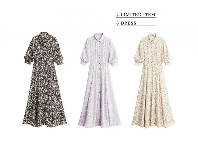 Shinjuku limited dress 16,000yen+tax