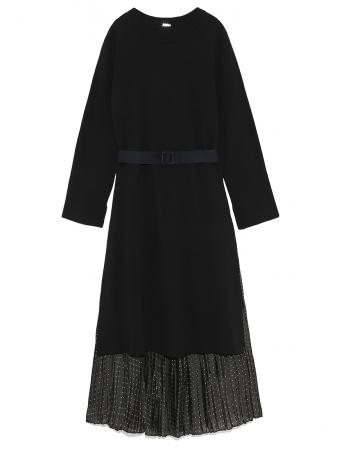 Knit dress¥15,000+tax(Limited color)
