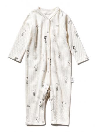 【PEANUTS】 baby ロンパース ¥5,400