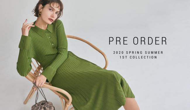 2020 Spring Summer Collection PRE ORDER