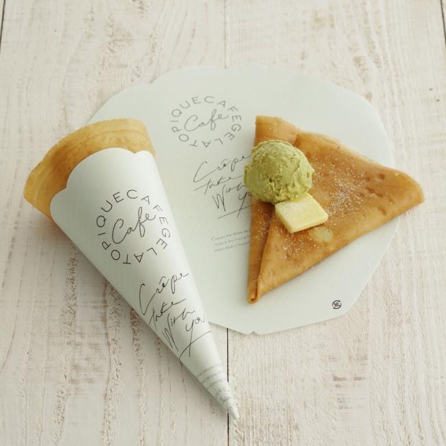 gelato pique cafe image