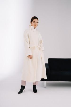 Coat ¥41,000+tax