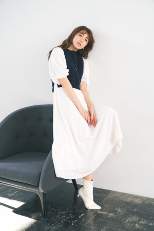 dress ¥27,000+tax