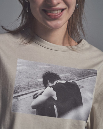 ボクシーTシャツ ¥8,800