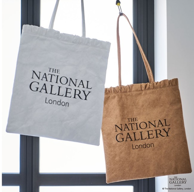 【The National Gallery, London】トートバッグ ¥6,380-(tax in)