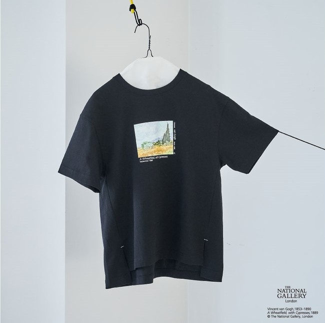 【The National Gallery, London】Vincent van Gogh アートTシャツ ¥6,930-(tax in)