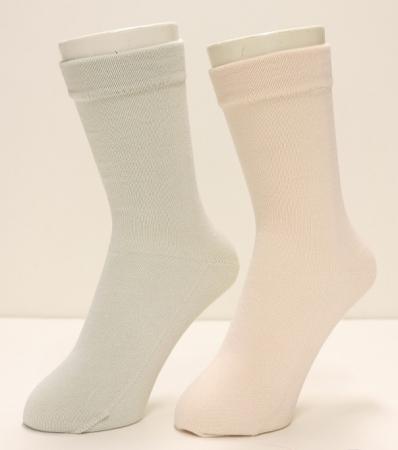 肌側シルク100%靴下(レディス)