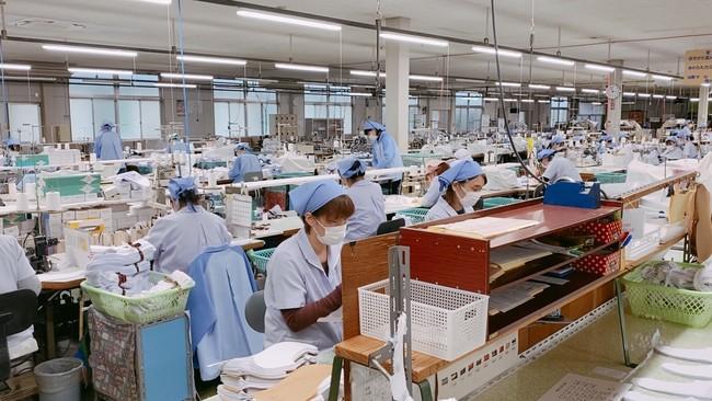 福助の足袋工場1