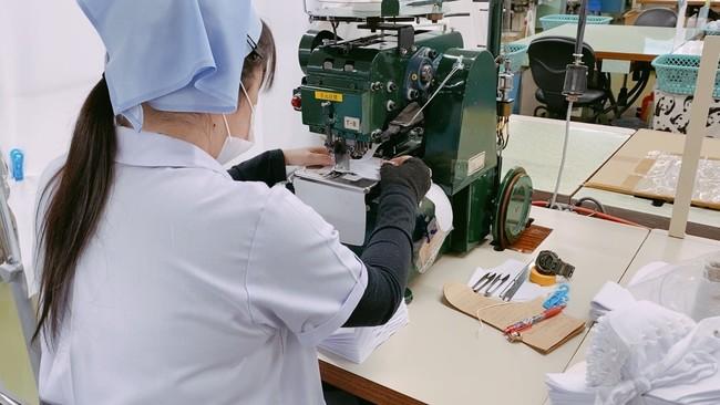 福助の足袋工場2