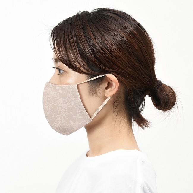 新色が登場!肌なじみの良い、日本古来の伝統色を採用した「足袋職人がつくったマスク」