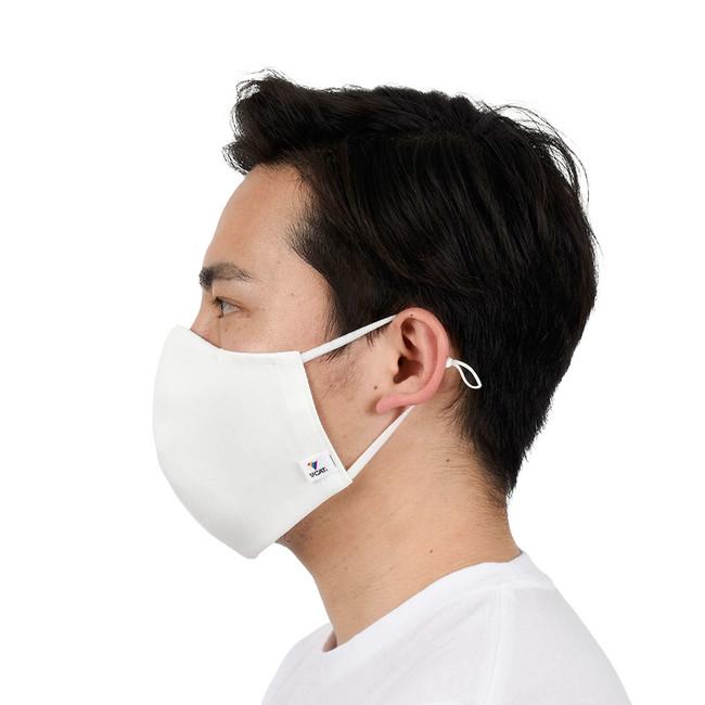 ウイルス・細菌・花粉を光触媒で抑制する『V-CAT』を施した「足袋職人がつくったマスク」を発売