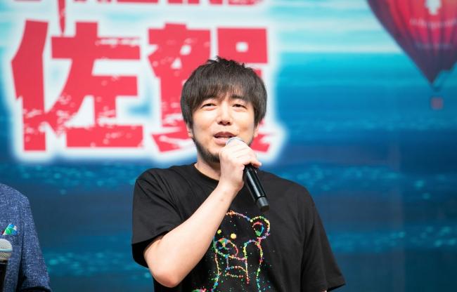 トールズ役・松田健一郎さん
