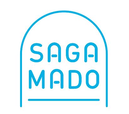 SAGA MADOロゴ