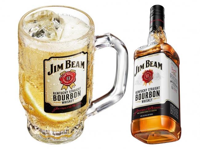 ジムビームは世界No.1バーボン