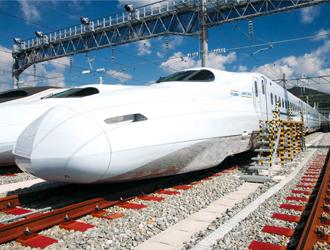 山陽・九州新幹線N700系車両(「さくら」型車両)