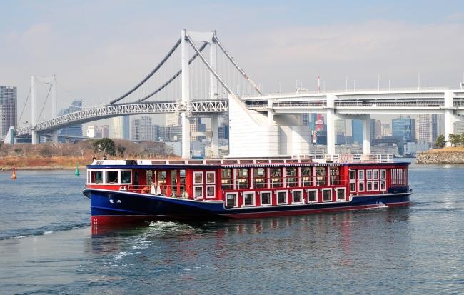 観光遊覧船イメージ