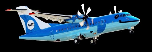 天草エアライン ATR42-600・みぞか号