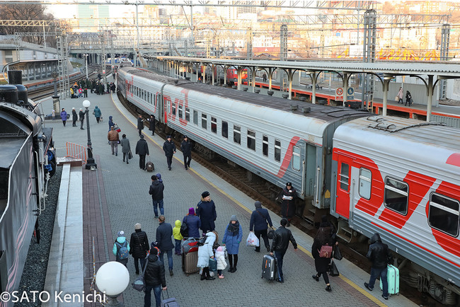 情緒あふれる「シベリア鉄道」