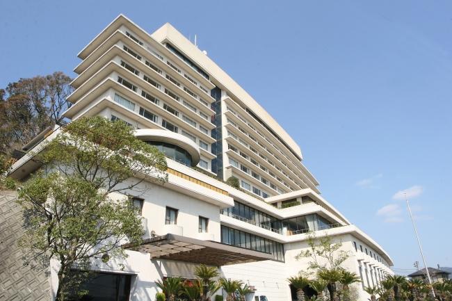 『長崎ホテル清風』 外観