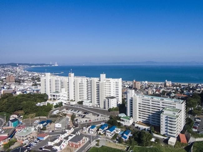 三浦海岸に建つ白亜のホテル、  マホロバ・マインズ三浦!