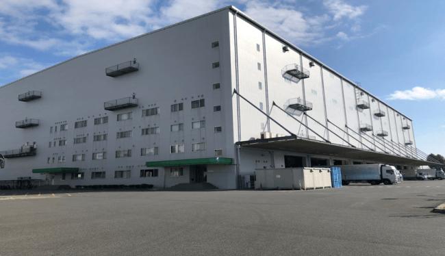 ▲物産ロジスティクスソリューションズ 埼玉センター