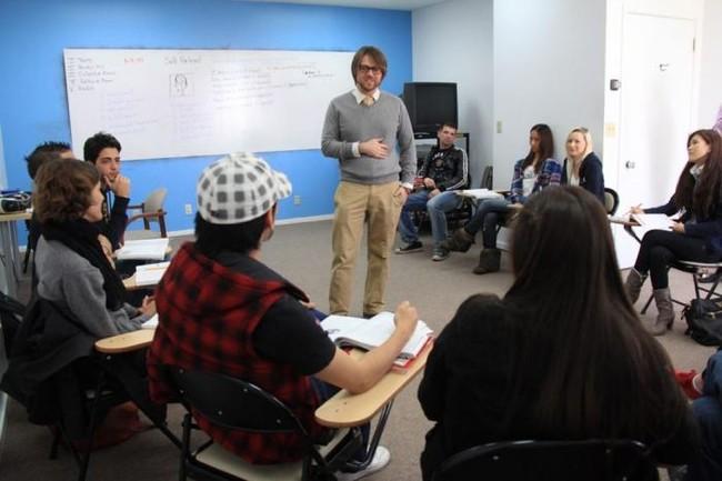 ロサンゼルスの語学学校