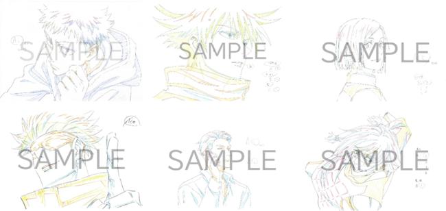 2021年3月5日(金)〜3月31日(水)MAPPA×TSUTAYATVアニメ原画集発売 ...