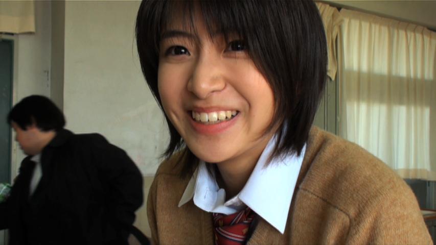 南沢奈央の「10代最後のすっぴん」(全3話)高画質ビデオにてau限定 ...