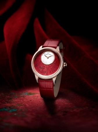 pretty nice 73e06 4a601 スイス超高級機械式腕時計ブランド、ジャケ・ドローが世界限定28 ...