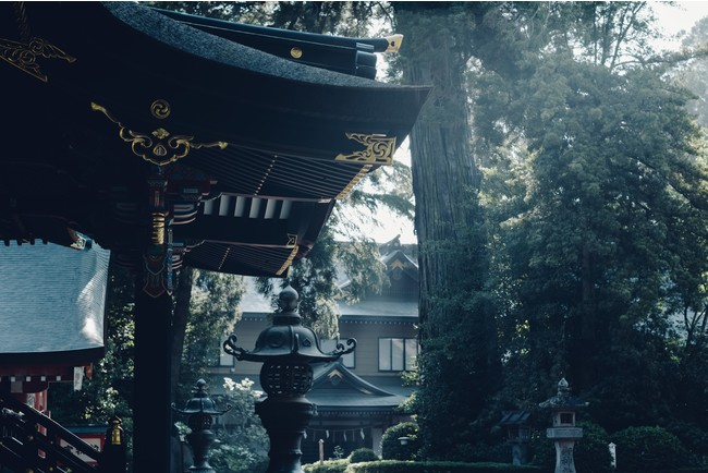 古来より朝廷から深い崇敬を受けていた香取神宮。現在も宮中の四方拝で遥拝される一社です。