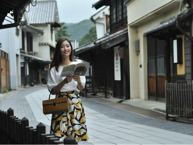 北海道から九州まで、美しいまちなみや、 独特の生活文化が残るまちとの出会いを目的地に。