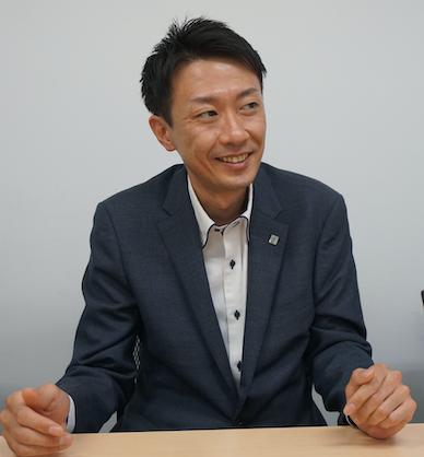 (株)プレコヴィユニット 小川氏