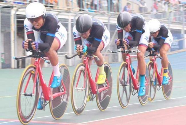鹿児島県自転車競技連盟2020かごしま国体強化チーム