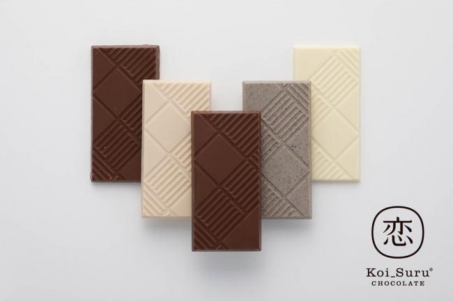 恋するチョコレート 全5種