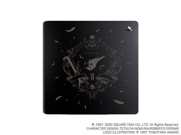 PlayStation4トップカバー『ファイナルファンタジーVII リメイク』 EDITION