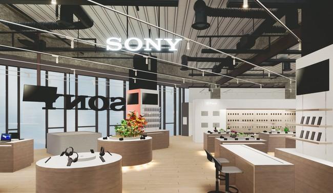 『ソニーストア 名古屋』 新店舗のイメージ