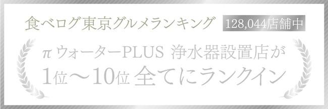 食べログ東京都総合ランキング2020年7月1日調べ