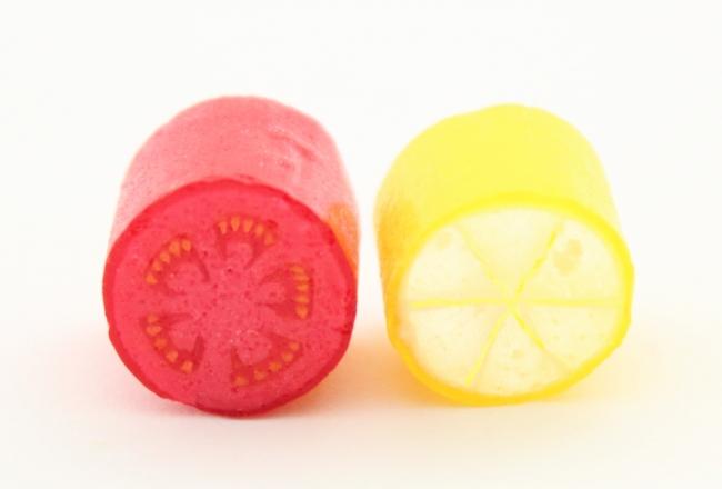 塩トマト・塩レモン