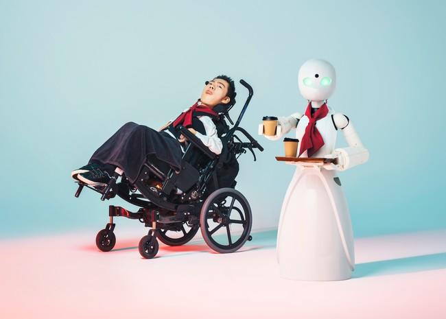 分身ロボットカフェ メイン画像