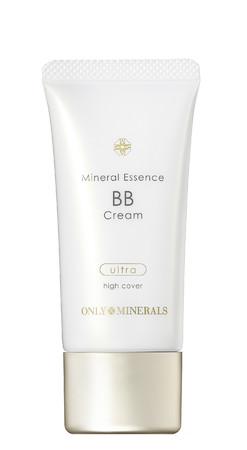 『ミネラルエッセンスBBクリーム ウルトラ』 カバー力の常識を超えた、ハイカバー&高密着な美容液BBクリーム