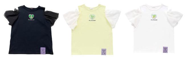 シフォンTシャツ 2,900円